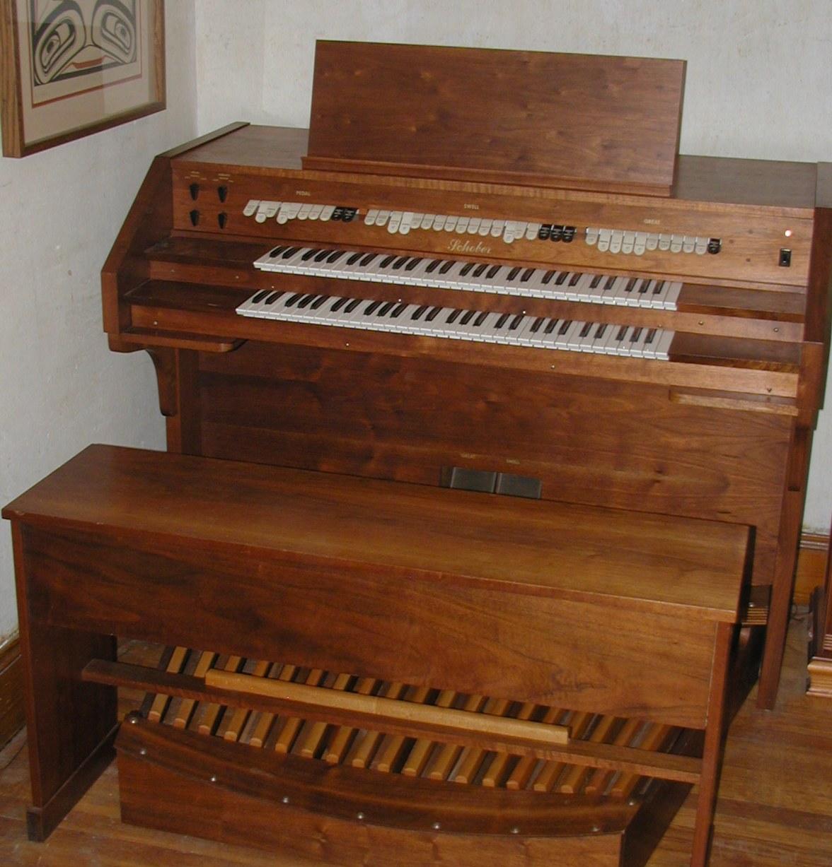 Schober Recital organ restoration